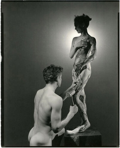 George Platt Lynes, 'Pygmaleon & Galatea', ca. 1937