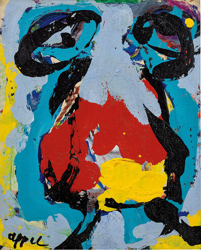 Karel Appel, 'Composition', ca. 1970