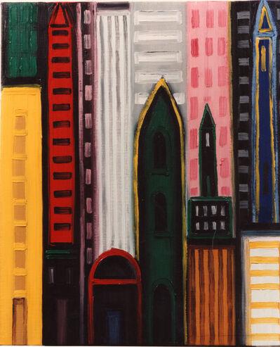Josep Navarro Vives, 'Nueva York (New York)', 1992