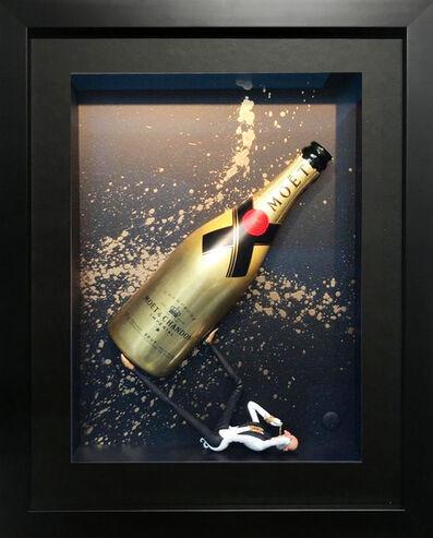 Eva Post Ruben Verheggen, 'Champagne Gold.', 2019