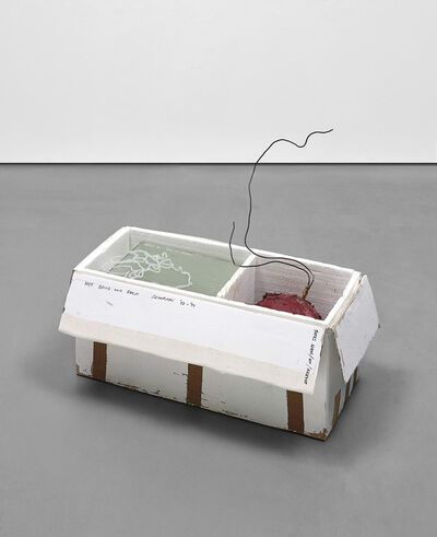 Gregor Schneider, 'Kopf, Bauch und Darm', 1997 -1999