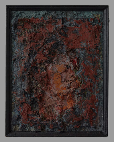 Thaddeus Radell, 'Portrait Study VIII', 2016-2019