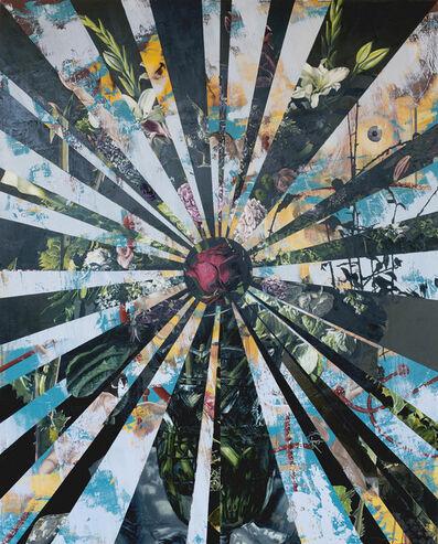 Keith Tyson, 'Void in the vase', 2016