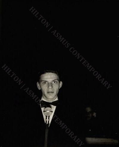 Nancy Sinatra Sr., 'Frank Sinatra - Live from Rustic Cabin', ca. 1938
