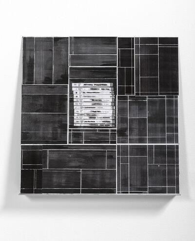Catalina Mejia, 'De la serie Poemas visuales - Les mots', 2015