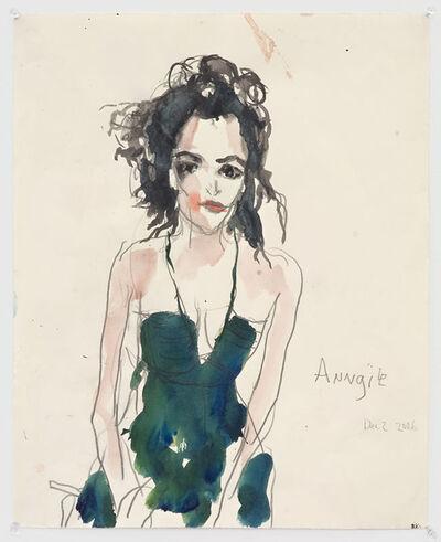 Brad Kahlhamer, 'Anngie', 2006