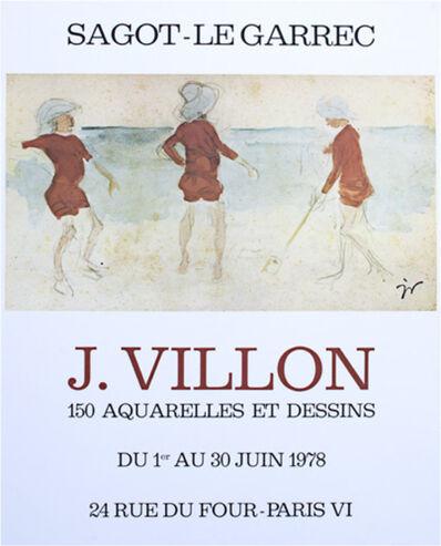 Jacques Villon, 'Sagot-Le Garrec Poster', 1978