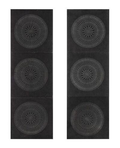 Ernest Trova, 'Falling Men (Six Panels)', 1978