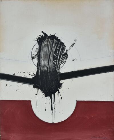 Emilio Scanavino, 'SENZA TITOLO', 1966