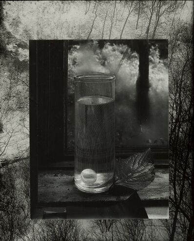 Josef Sudek, 'Sans titre (Nature morte sur le rebord de la fenêtre)', 1951
