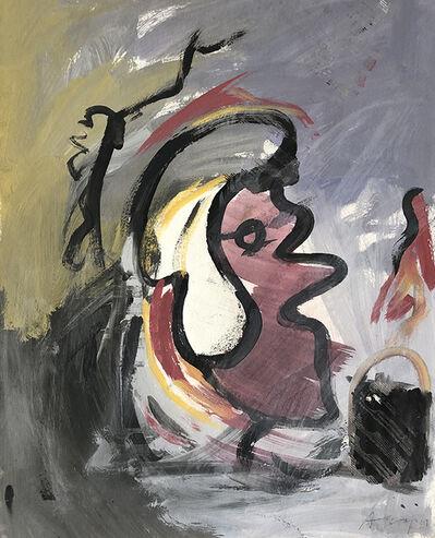 Siegfried Anzinger, 'Untitled', 1981