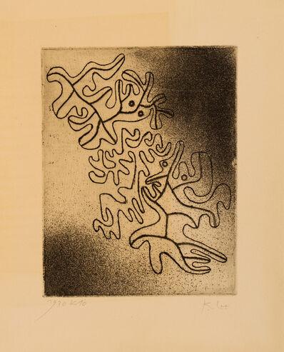 Paul Klee, 'Nicht endend (Never ending)', 1930