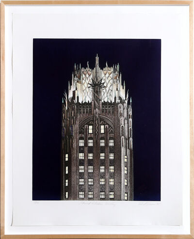 Richard Haas, 'General Electric Building', 2005