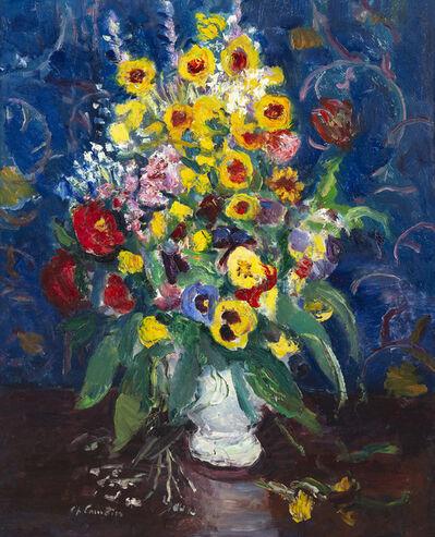 Charles Camoin, 'Fleurs dans un vase blanc', Unknown
