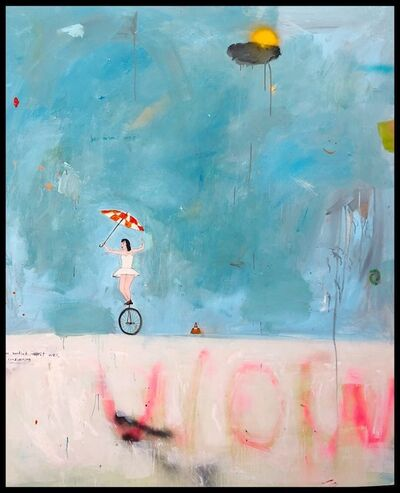 Justin Lyons, 'Wow, Upside Down', 2019
