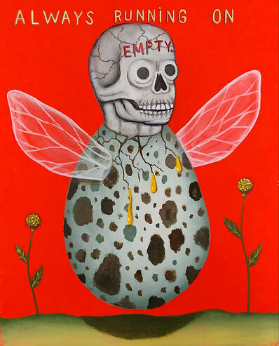 Fred Stonehouse, 'Always Running On Empty', 2019