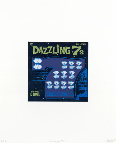 Adam Brazil, 'Dazzling 7s', 2017