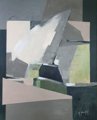 Fanou Montel, 'Abstraction nautique (Nautical abstraction) ', 2020
