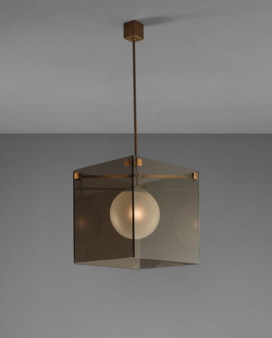 Max Ingrand, 'Ceiling light, model no. 2073', 1960s