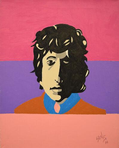 Barry Senft, 'Bob Dylan', 2013
