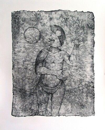 Rufino Tamayo, 'Full moon', 1990