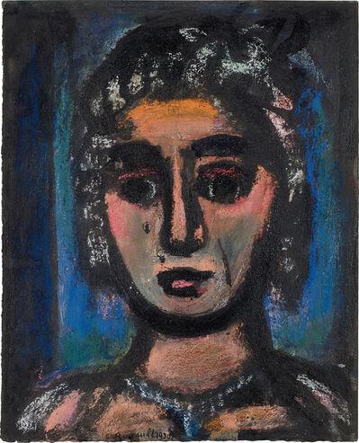 Georges Rouault, 'Sodome ou Gomorrhe (Visage tragique)', 1930