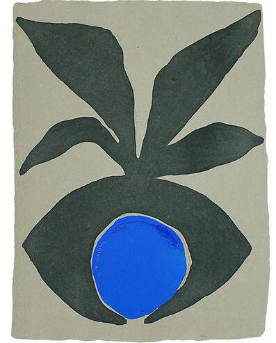 Kate Roebuck, 'His, the Bluest Eye', 2021