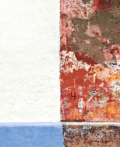 Antonio Castañeda, 'Calle San Antonio, close-up color archival pigment print ', 2007