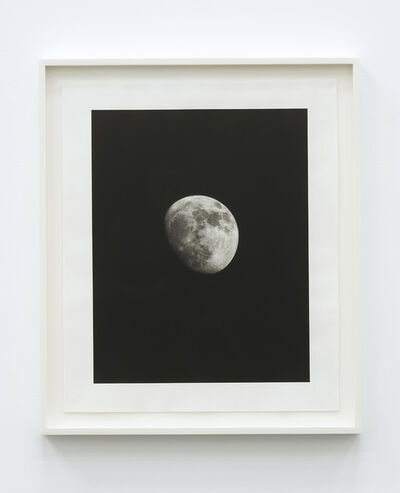 Trevor Paglen, 'View of the Moon Scale-Invariant Feature Transform', 2020