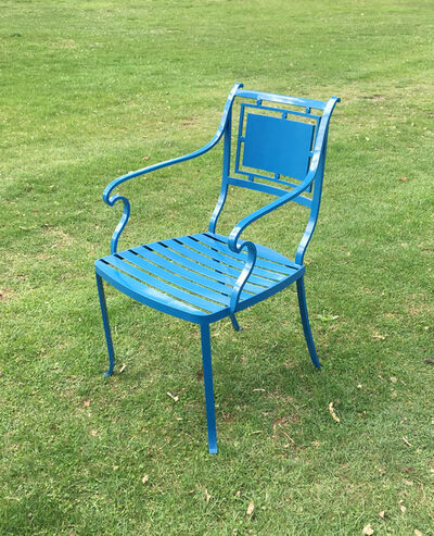 Munder-Skiles Garden Furniture, 'Baldwin Chair'