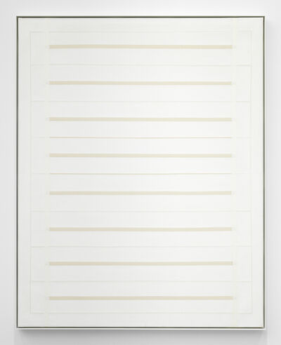 Elaine Reichek, 'Untitled #3', 1971