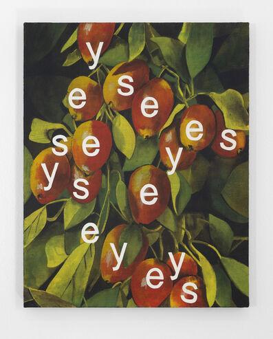 Ryan Mrozowski, 'Untitled (Eyes)', 2021
