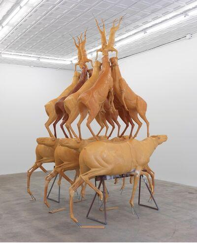 Bruce Nauman, 'Animal Pyramid', 1989