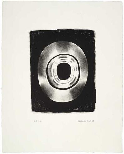 Lee Bontecou, 'Seventh Stone', 1968