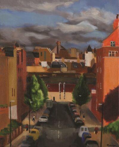 Gideon Rubin, 'View from the Artist's Window in London', 2001