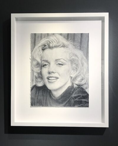 Keiko, 'Marilyn Smiling Diamond Dusted', 2018