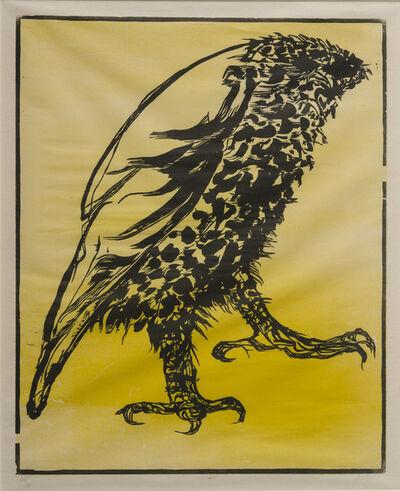 Leonard Baskin, 'Owl', 1963