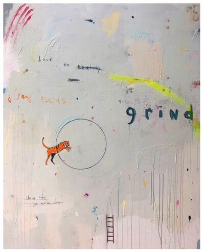 Justin Lyons, 'Clawing Away', 2018