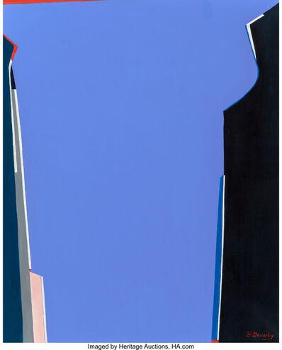 Saliba Douaihy, 'Untitled (Purple)'