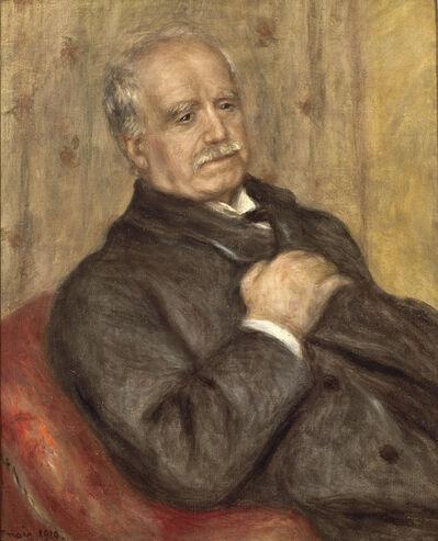 Pierre-Auguste Renoir, 'Paul Durand-Ruel', 1910