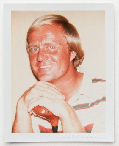 Andy Warhol, 'Andy Warhol, Polaroid Portrait of Jack Nicklaus'