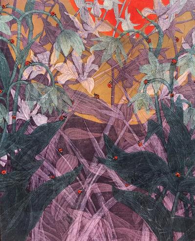 Julia Lucey, 'Ladybug's Picnic', 2020