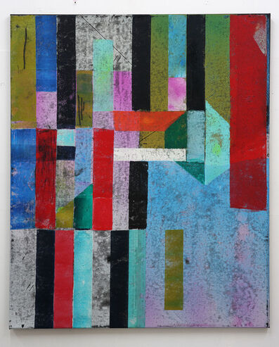 Birgit Brandis, 'Rebuilt ', 2019
