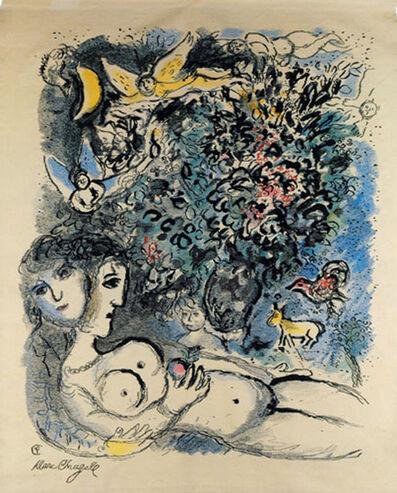 Marc Chagall, 'L'Ange passant', 1974