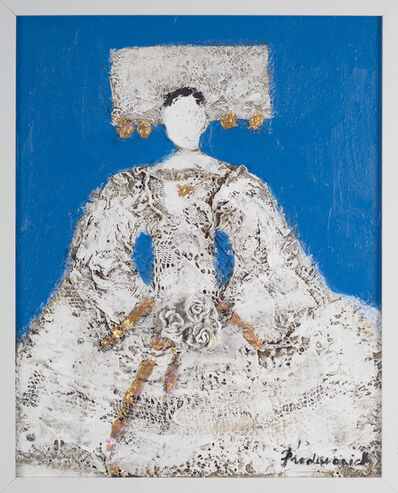 Vladimir Prodanovich, 'Blue Queen', 2019