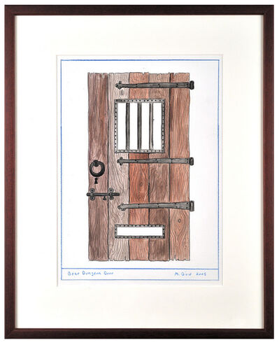 Mark Dion, 'Bear Dungeon Door', 2005