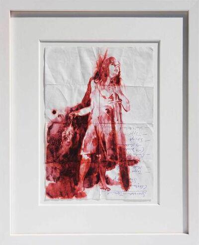 Christoph Pöggeler, 'Judith auf Memo', 2016