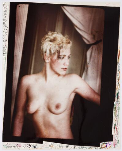 Mark Morrisroe, 'Kacie Stetson', 1984