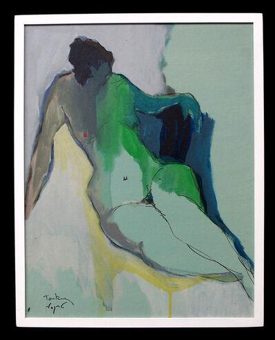 Itzchak Tarkay, 'Nude VII'