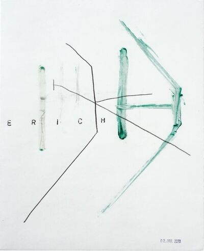 Monika Brandmeier, 'Erich', 2020